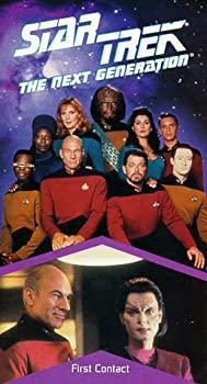 いいスタイル 【】Star Trek Next 89: First Contact [VHS], モリカ 7a878f06