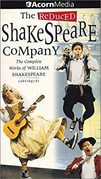 中古 超特価SALE開催 Reduced 正規取扱店 Shakespeare VHS Company