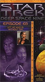 【中古】Star Trek Deep 105: Let He Who Is [VHS]