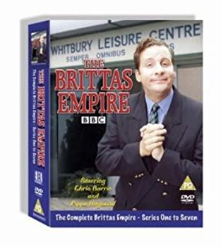 売り込み 中古 The Complete Brittas Empire 新作多数 DVD Series - 1-7