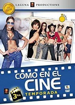 中古 Como En El Cine: 商店 Import 全品最安値に挑戦 DVD Season 3