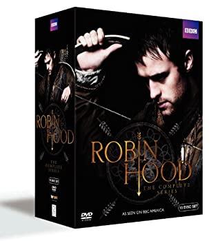 中古 年末年始大決算 ハイクオリティ Robin Hood: Complete DVD Import Series