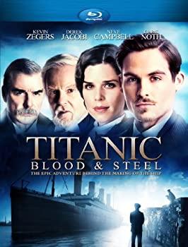 代引き不可 中古 Titanic: Blood Blu-ray Steel Import 通常便なら送料無料