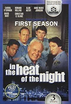 中古 In 評判 the Heat of Night Import One 今ダケ送料無料 Season Complete DVD