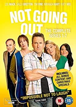 中古 本日限定 Not Going 返品送料無料 Out - Series Import DVD 1-7