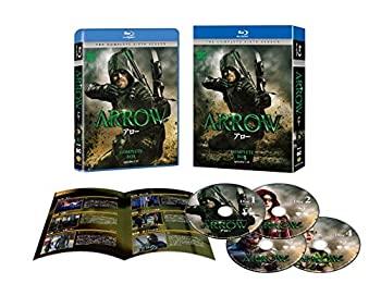 中古 ARROW アロー 6thシーズン 国内即発送 ブルーレイ コンプリート 1~23話 セール特価 4 ボックス 枚組 Blu-ray