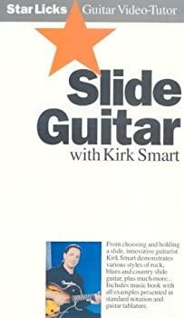 中古 大人気! Star Licks: Slide Guitar with Kirk 供え VHS Smart