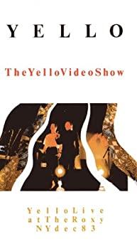 祝日 中古 Yello ?? 価格 交渉 送料無料 The Video Show - At Live VHS Dec NY Roxy 83