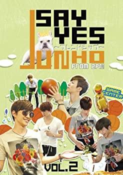 中古 激安☆超特価 JUNHO From 2PM YES~フレンドシップ~Vol.2 DVD のSAY 信憑