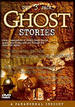 中古 定番キャンバス 日本最大級の品揃え Ghost Stories 1-3 DVD