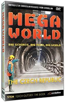 中古 Megaworld: 一部予約 Czech 豊富な品 DVD Import Republic