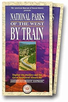 【中古】National Parks of the West By Train [VHS]