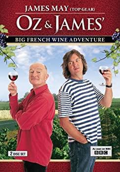 激安超特価 期間限定送料無料 中古 Oz James' Big French Adventure Wine Import DVD