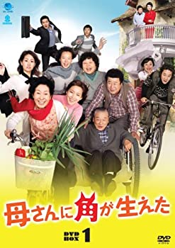 毎日がバーゲンセール 中古 母さんに角が生えた 期間限定特価品 DVD-BOX1