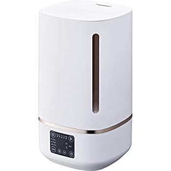 中古 ドウシシャ 予約販売品 超音波式加湿器 PIERIA DKW2040WH お金を節約 ホワイト