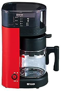 中古 公式通販 タイガー コーヒーメーカー 5杯用 アーバンレッド 贈答品 ACK-A050-RU