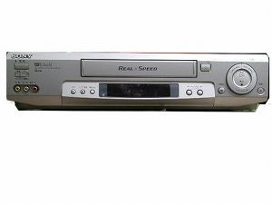 数量は多 中古 マーケット SONY SLV-R300 VHSビデオデッキ