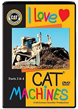 中古 安心と信頼 I Love Cat DVD Machines 激安セール 4 3