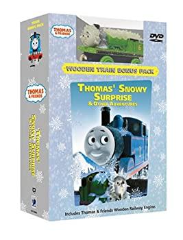 配送員設置送料無料 中古 Thomas 捧呈 Snowy DVD Surprise
