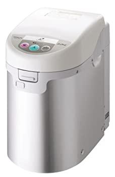 【中古】HITACHI キッチンマジック 家庭用生ごみ処理機 シルバー