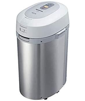 中古 パナソニック 家庭用生ごみ処理機 温風乾燥式 贈物 シルバー ご注文で当日配送 6L MS-N53-S
