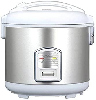 中古 Oyama 希少 CFS-F18W 10 Cup ☆最安値に挑戦 Cooker White by Rice Stainless