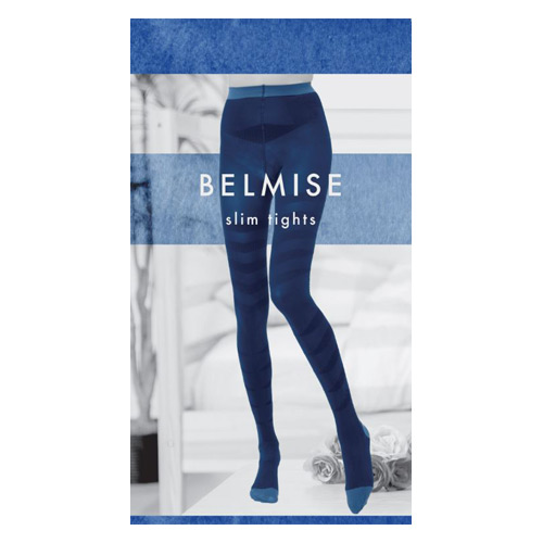 24時間、あなたの骨盤からウエスト、太もも、ふくらはぎまで完全サポート! BELMISE Slim Tights(ベル