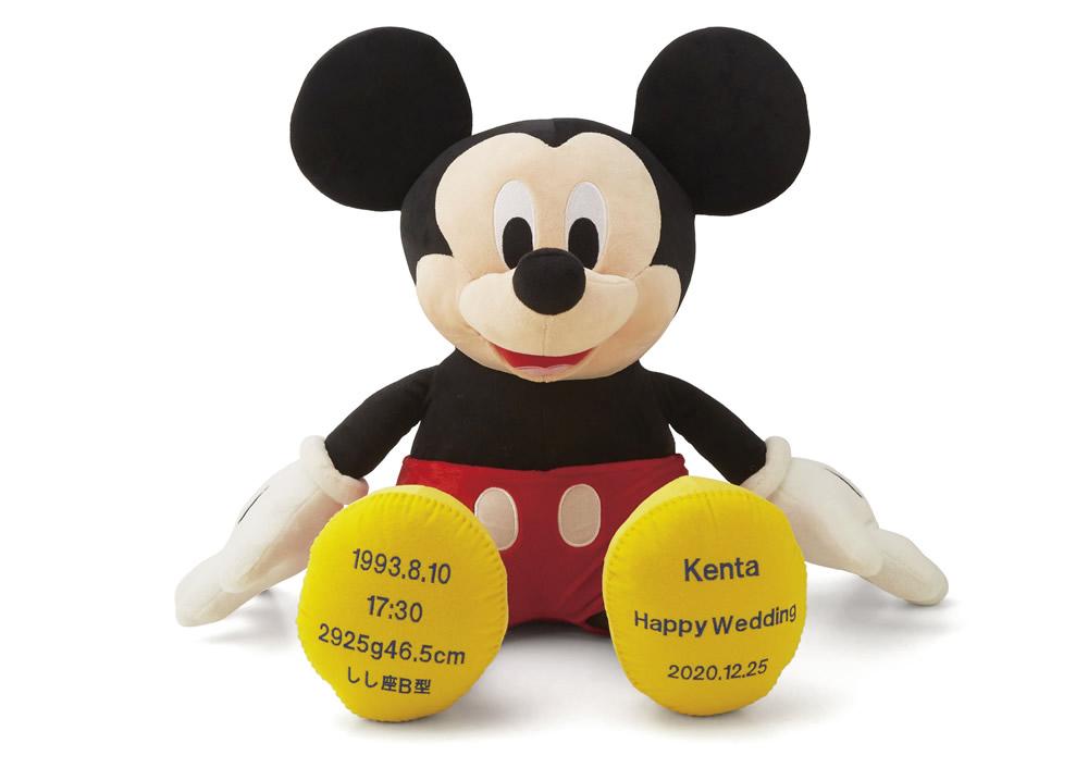 DISNEY【ディズニーウェイトドール】ミッキーマウス