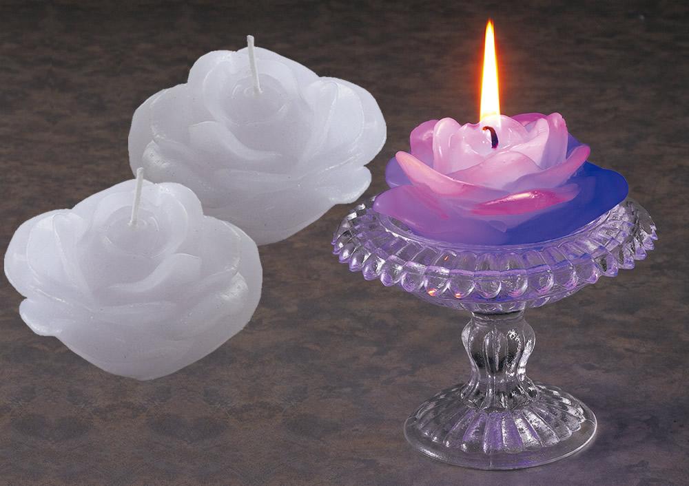 キャンドルに火を灯すとスイッチON 上質 七色に変化するLEDキャンドル LEDローズキャンドル 12個入 NEW売り切れる前に☆