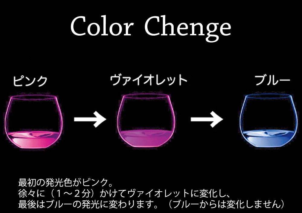 【ピンク】 発光液 1リットルセット