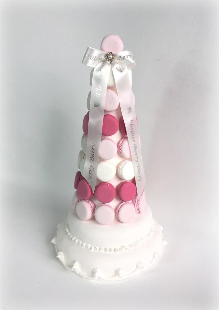 【イミテーションケーキ】【レプリカケーキ】マカロンタワーM 360H