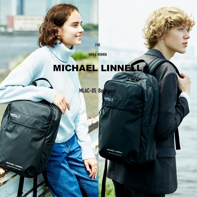 リュック リュックサック バックパック メンズ レディース マイケルリンネル MLAC-05 リュック バックパック MICHAEL LINNELL