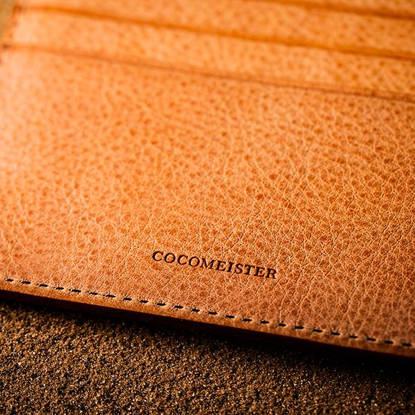 【伝統職人】【COCOMEISTER(ココマイスター)】カルドミラージュ?長財布