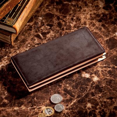 Cordovan and wallet
