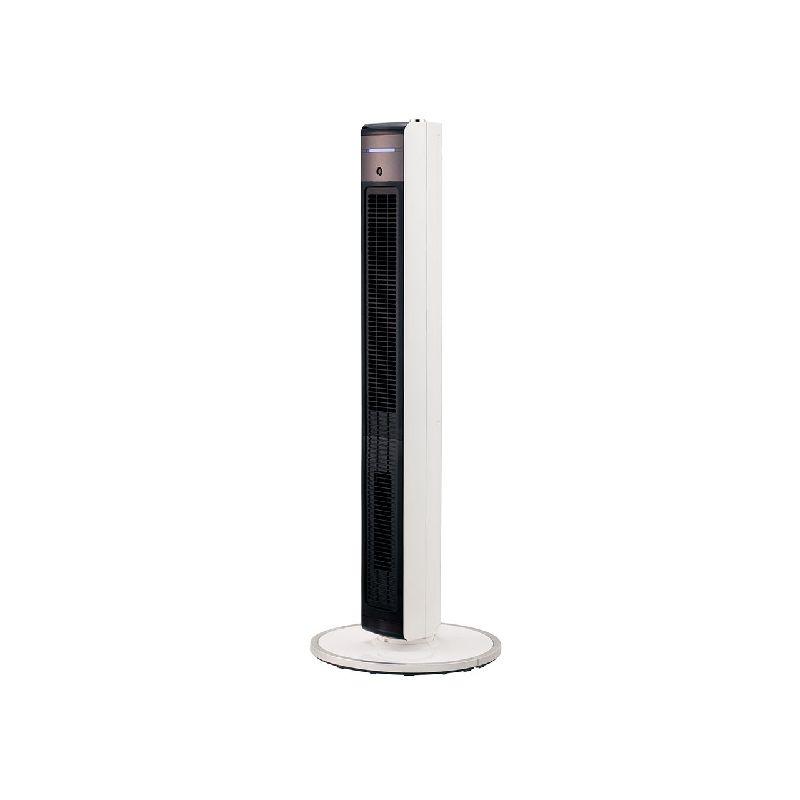 コイズミ 送風機能付ファンヒーター ホワイト KHF1292W
