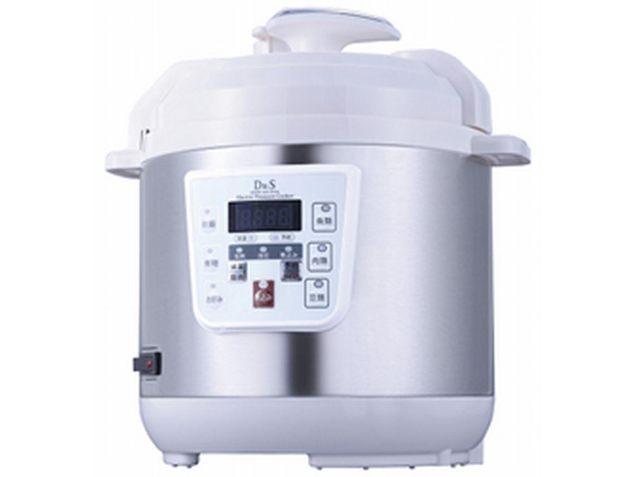 D&S マイコン電気圧力鍋 STLEC30