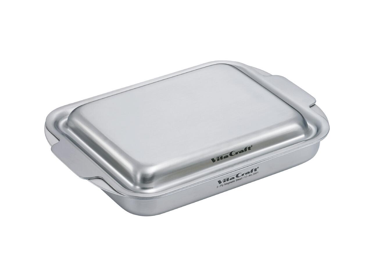 魚焼きグリルやオーブントースターに入れ調理可 メーカー直送 ビタクラフト グリルイングリル 送料無料カード決済可能