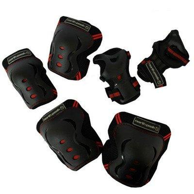 プロテクター ヒップパット キッズ用 スケート用品 舗 スケボー PROTECTOR 3点SET NORTH PEAK KID'S 格安 価格でご提供いたします