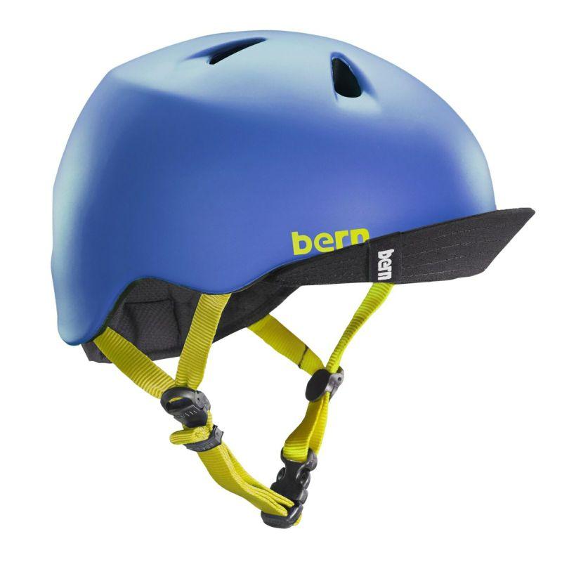 情熱セール ニーノ Nino オールシーズン キッズ ジュニア 男の子 自転車 スノーボード VJB 子供用 BMX スケートボード ヘルメット Bern 子供用ヘルメット メーカー在庫限り品 バーン