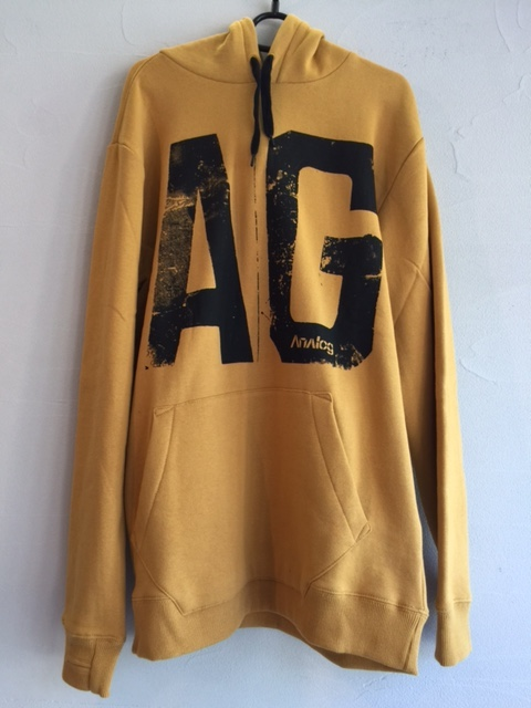 AG(アナログ)AGENT HOODIE