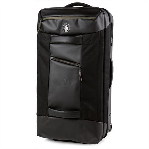 ボルコムトラベルローラーラゲージ VOLCOM Globetrotter Luggage