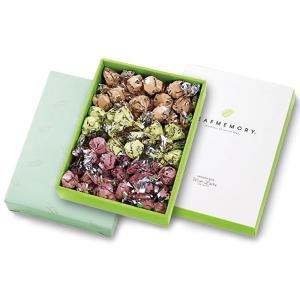 モンロワール リーフメモリー ギフトボックス 60個 お菓子 葉っぱの形 送料無料 チルド便推奨商品
