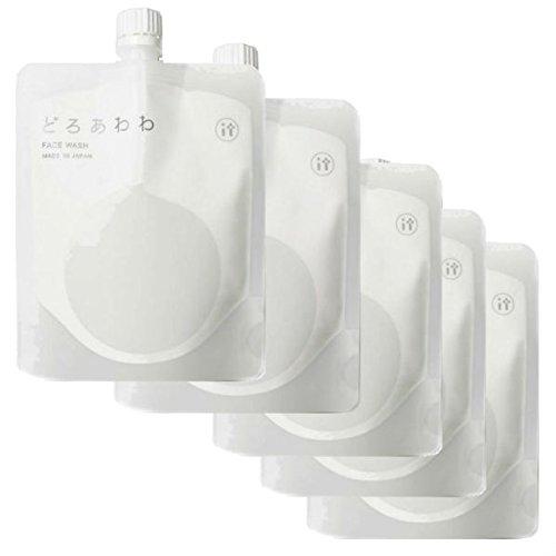 どろあわわ 5個 専用ネット付き 5個 どろ豆乳石鹸 送料無料 どろあわわ 110g もっちり泡 フェイスウォッシュ 健康コーポレーション 洗顔ネット付き 送料無料 (newパッケージ), グリーンネットSHOP:daee27b1 --- officewill.xsrv.jp
