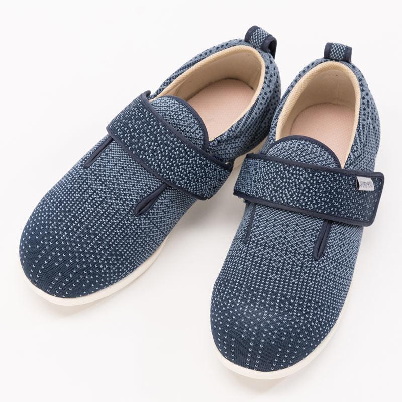あゆみ ダブルマジック III ニット 3 3E 靴 シューズ レディース シニア ファッション 母の日 60代 70代 80代 シニア向け 服 衣料 介護用品 老人 高齢者 シニアファッション 女性 婦人 取寄せ