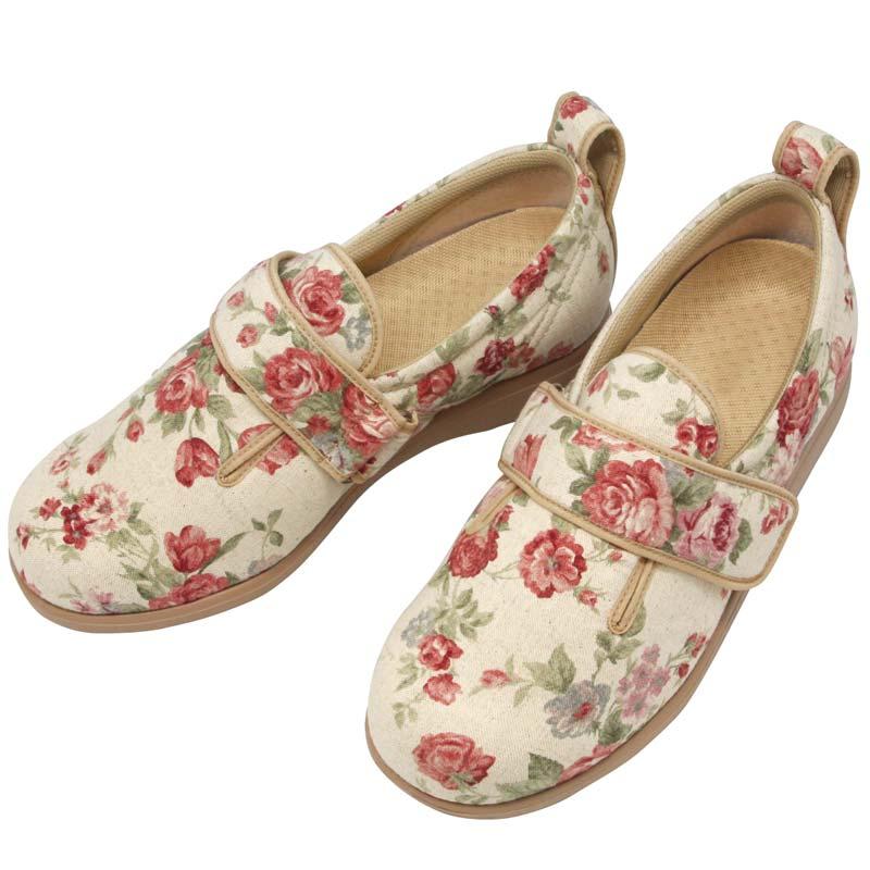 あゆみ ダブルマジックII ローズ 靴 シューズ メンズ レディース シニア ファッション 母の日 60代 70代 80代 シニア向け 服 衣料 介護用品 老人 高齢者 シニアファッション 女性 婦人 取寄せ