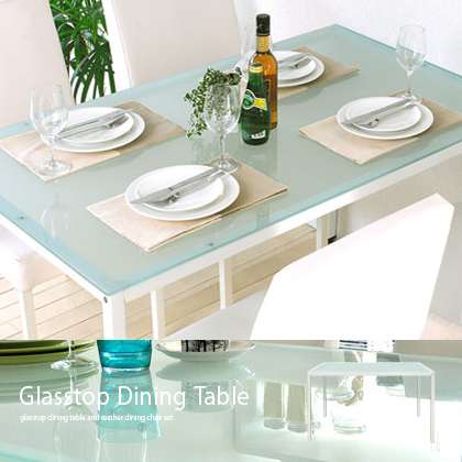 ダイニングテーブル 120 |かわいい おしゃれ テーブル モダン デザイン 机 リビング カフェ風 ガラステーブル ガラス インテリア ダイニング 食卓テーブル 4人 単品 4人掛け ガラスダイニングテーブル 家具 おしゃれ家具 シンプル 長方形 ガラス製 モダンダイニングテーブル