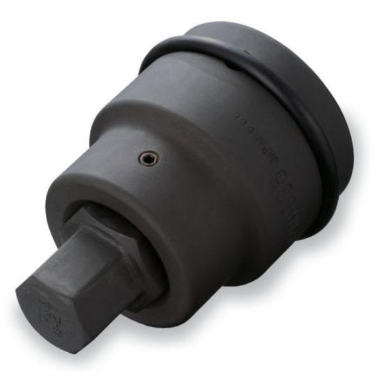 TONE(トネ):インパクト用ヘキサゴンビットソケット(差替式) 差込角38.1mm 12AH-46H
