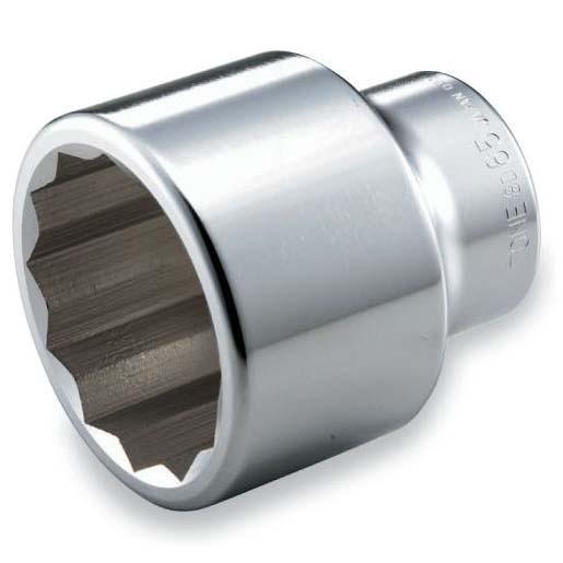 TONE(トネ):ソケット12角 差込角25.4mm 8D-63