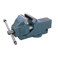 ナベヤ:JISバイスA型 A125(900405) 固定 工作機 生産加工