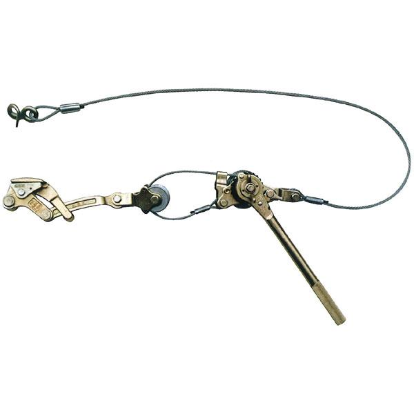 NAGAKI(永木精機):ハルー張線器(標準型)ワイヤー式 1000(4型)外線用 20106